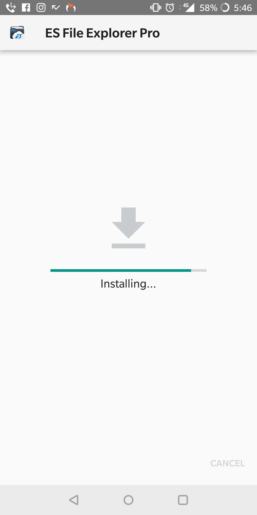 ES File Explorer Pro Apk v1 1 4,1 Download for Android