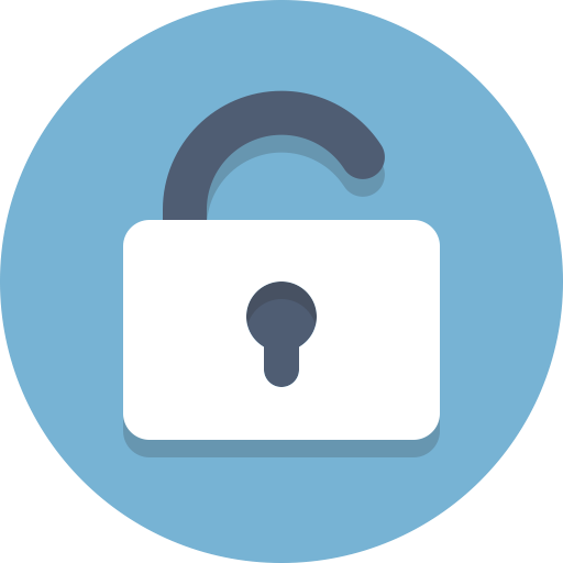 lock-flat-icon