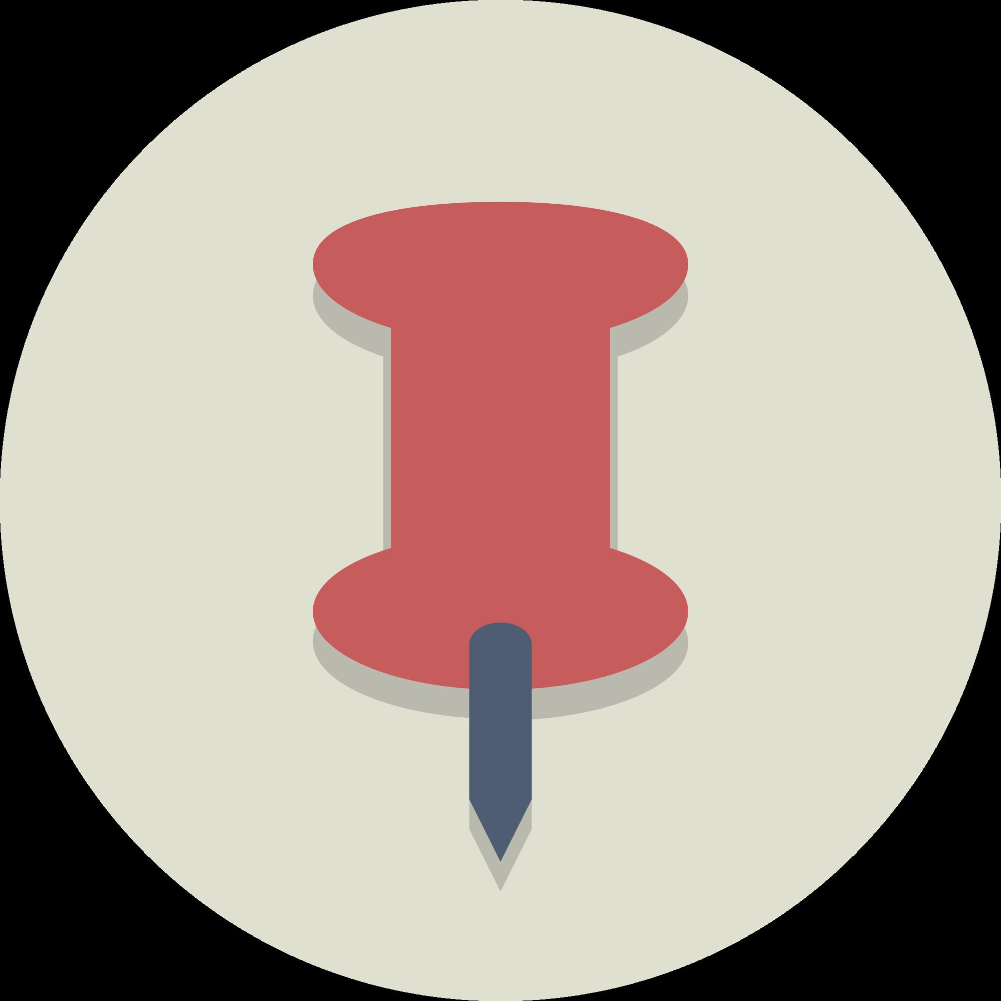 pin-flat-icon